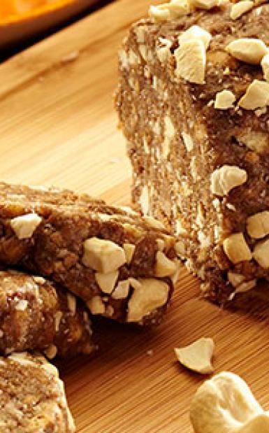 Nutty Log Recipe