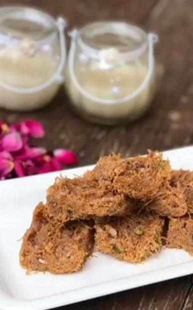 Irani Dessert